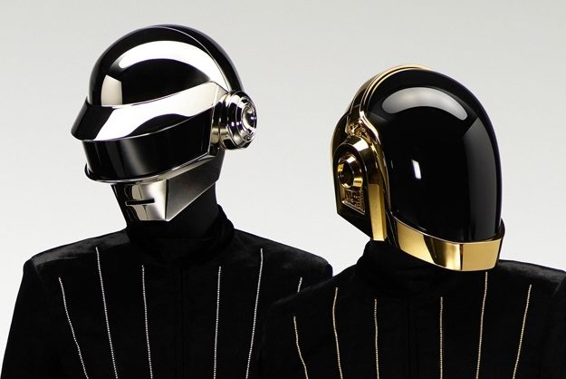 © DR/Daft Punk