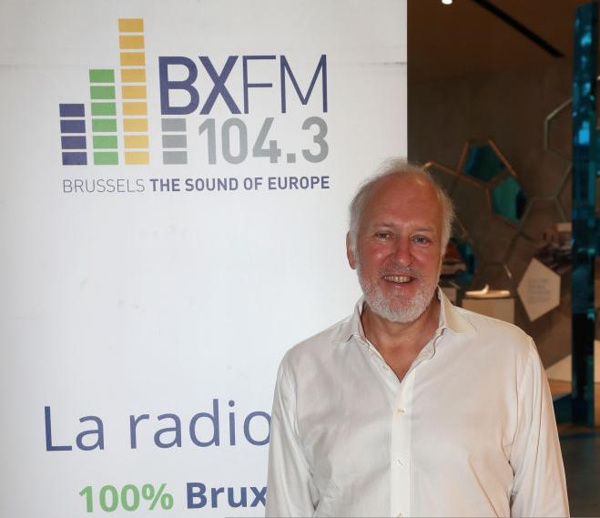 Philippe Sala, Président et Fondateur de BXFM.